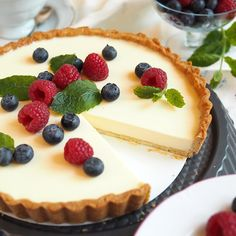 Takana, Sweet Pie, Cake Recipes, Muffins, Cheesecake, Good Food, Food And Drink, Sweets, Eat