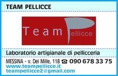 TEAM PELLICE - Via Dei Mille 118 - 98123 Messina (ME)38.1853915.55454   PagineBianche