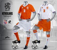 Netherlands World Cup 94