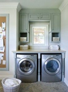 Best Laundry Room Decorating Ideas For Small Space06