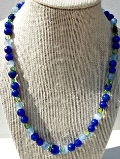 Hey, I found this really awesome Etsy listing at https://www.etsy.com/listing/241992889/sapphire-moonstone-necklace-gemstone