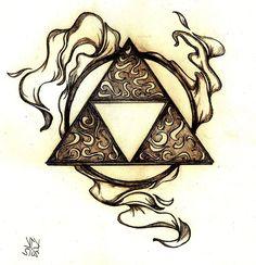 Triforce by coppertops.deviantart.com on @deviantART