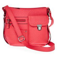 jcp | Rosetti® Triple Play Rudy Mini Crossbody Bag