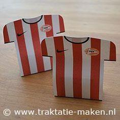 Afbeelding van de traktatie PSV voetbalshirt