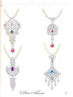 Dia-Show Jewellery Book