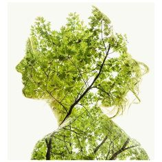 Double Exposure Photography ❤ liked on Polyvore featuring backgrounds
