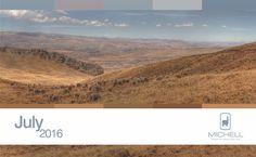 Michell Calendar- Andean Heritage Colour Inspiration - July 2016 #alpaca #alpacayarns #finestperuvianalpaca