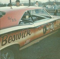 CApitol Raceway Arnie Beswick GTO Funny Car