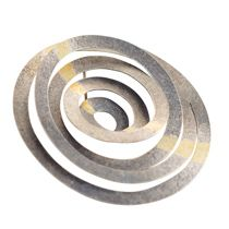 Reiko Flat spiral...a classic Asiatica purchase. Made in NYC by Reiko