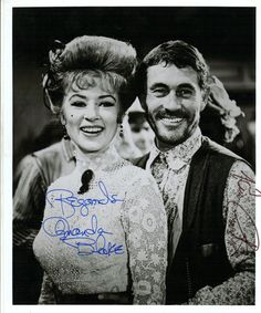 Awww Festus and Kitty! What a beautiful picture of them! Tv Actors, Actors & Actresses, Ken Curtis, Matt Dillon, Miss Kitty, Tv Westerns, Western Movies, Old Tv Shows, Best Western