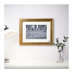 VIRSERUM Wissellijst IKEA Voor foto's van A4-formaat wanneer de lijst wordt gebruikt met passe-partout.