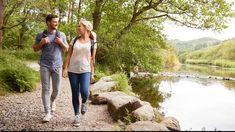 Relaxační procházka podél řeky pomůže i psychickému zdraví. Basal Metabolic Rate, Brisk Walking, Forest Bathing, Nordic Walking, One Day Trip, Mental Health Conditions, Bones And Muscles, Medical News, Physical Exercise