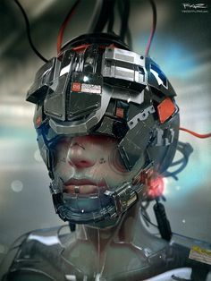 A scrapbook of cyberpunk visions to get you dreaming about the future to come. Cyberpunk Character, Cyberpunk Art, Cyberpunk Fashion, Character Concept, Concept Art, Character Design, Blade Runner, Gi Joe, Science Fiction