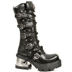 Bottes New Rock 1016-S1