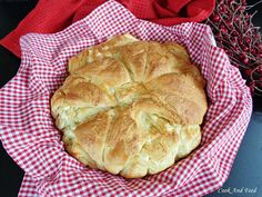 Tutmanik / Βουλγαρικό τυρόψωμο | Cook And Feed Cookbook Recipes, Cooking Recipes, Pie, Breads, Easy, Desserts, Food, Projects, Bakken