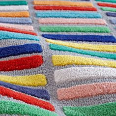 We don't like to brag, but we've really raised the bar when it comes to creating rugs filled with colorful shapes. And, to be honest, it doesn't get much better than this one.<br /><br /><NEWTAG/><ul><li>Nod exclusive</li><li>Pile: 100% wool, backing: 100% cotton</li><li>Hand tufted, high/low featuring loop and cut pile construction</li><li>Made from a blend of European & New Zealand wool</li><li>Pile Height: 11mm cut, 7mm loop</li><li>Swatches available</li></ul><h2>Show 'em what you're…