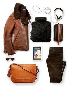 Michael Williams, créateur du blog A Continuous Lean, choisit ses looks Polo Ralph Lauren favoris pour la saison.