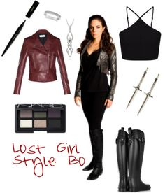 Lost Girl Style Inspiration : Fashion picks for Bo, the Succubus, and more on the blog at storybookapothecary.com