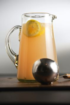 Vodka Lavender Thyme Lemonade-- Lemonade gains herbaceous depth from lavender and thyme, while vodka delivers a good, clean punch.