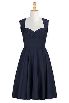 I <3 this Havana dress from eShakti