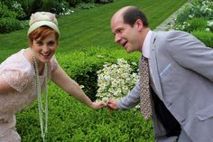 A Midsummer Night's Dream . . . Shakespeare on the Lawn at Salisbury House 2013
