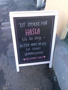 Butikk i Markveien.