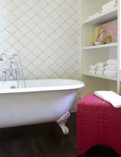 Our Favorite Decorating Trends in Tile, Stone & Wood