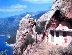 Halkidiki- Agion Oros(holly mountain) Greece