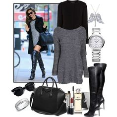 Angel style by milkalilien on Polyvore featuring Boohoo, Coast, Steve Madden, Givenchy, Finn, Oliver Peoples, Blue Nile, Chanel, MAC Cosmetics and La Bella Donna