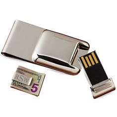 Money Clip with USB Drive by Lenox