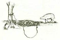 Groun Snare Perangkap ini di buat pada jalur yang selalu dilewati binatang, untuk itu kita perlu tau dan dapat membedakan jalur mana yang sering dilalui oleh binatang. Dibutuhkan jerat yang kuat at…