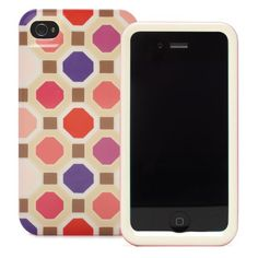 #yearofpattern florence broadhurst octagonal iphone 4 case