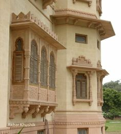 Ancient Architecture - Mohatta Palace, Sindh