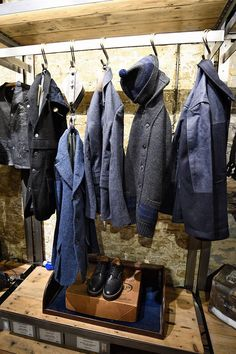 Nigel Cabourn Fall/Winter 2016/17 - London Collections: MEN - Male Fashion Trends