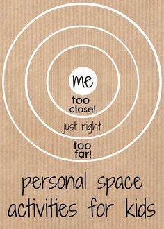 personal space activities for kids - 20 great ways to teach kids about boundaries