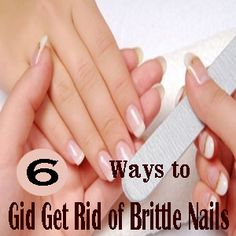 How to Get Rid of Brittle Nails | Medi Tricks