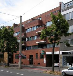 appartment house, Koln/ O. M. Ungers