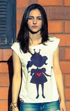 Mas o coração; Alice; the shirt; país das maravilhas; t-shirt; camiseta; mulheres; Wonderland