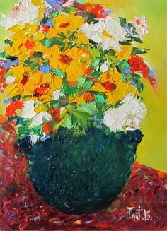Flowers For You by Irit Bourla