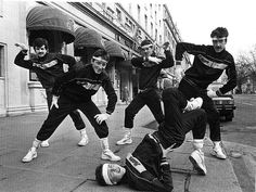 Where were you? Dublin Street Style 1950-2000