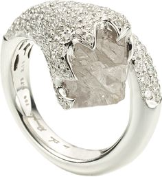 seriously stunning...rough diamonds!
