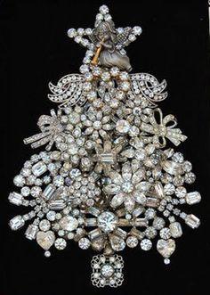 #uglychristmassweater inspiration | Jewelry Christmas Tree