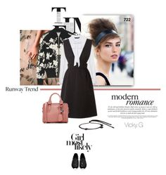 """""""Set # 722 /  Neo- Romantic"""" by vassiliki-g ❤ liked on Polyvore featuring Zara, Marni, Alexander McQueen, women's clothing, women's fashion, women, female, woman, misses and juniors"""