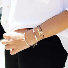 """Sunday details  More on www.omniagirls.com #omniasummer #bracelets #jewels #omnia"""