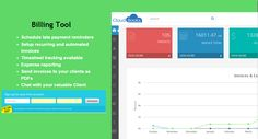 Worried about how to manage your #BillingTool ?? Give a try to Cloudbooks online solution... www.cloudbooksapp.com