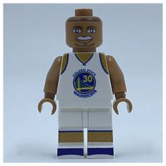 Custom LEGO Stephen Curry Minifig NBA Basketball Golden State Warriors MVP     You can get d46162247