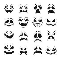 Halloween Doodle, Halloween Vector, Halloween Cartoons, Halloween Poster, Halloween Horror, Halloween Rocks, Halloween Shirt, Funny Monsters, Cartoon Monsters