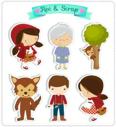 Adult Party Decorations, Party Themes, Red Riding Hood Party, Felt Board Stories, Preschool Colors, Little Blessings, Scrapbook Stickers, Baby Party, Childrens Party