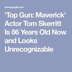 'Top Gun: Maverick' Actor Tom Skerritt Is 86 Years Old Now and Looks Unrecognizable Tom Skerritt, Picket Fences, Top Gun, Toms, Fencing, Fences, Tom Shoes