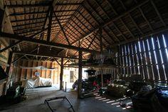Turn of the century Amish barn // Michigan